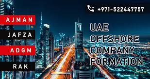 offshore company formation in dubai